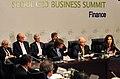 G-20 Seoul 2010 - Cristina Fernández de Kirchner en el encuentro de negocios y finanzas (01).jpg