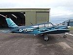 G-TORC Piper Cherokee Arrow 28R (Pure Aviation Support Services Ltd) (32882238478).jpg