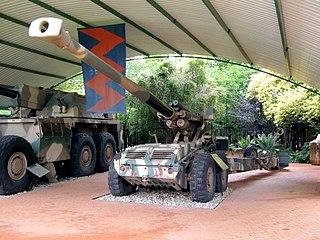 G5 howitzer howitzer