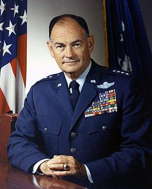 George Scratchley Brown - General George S. Brown