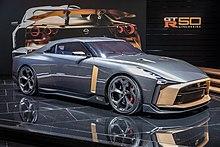 Nissan GT-R - Wikipedia