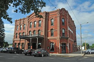 Fort Benton, Montana - Grand Union Hotel