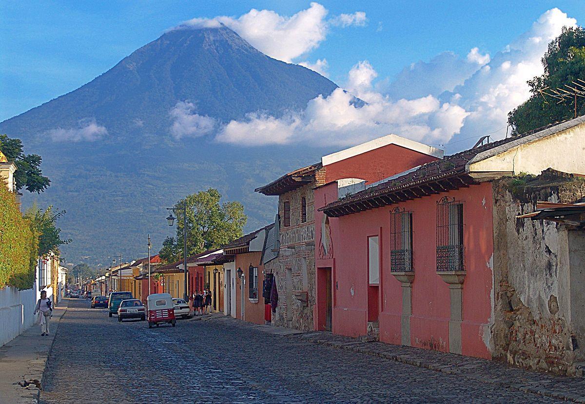 Как купить дешевые билеты в Гватемалу