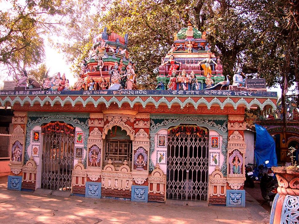 Gadagadia temple cuttack