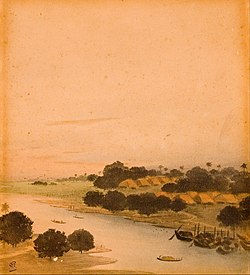 Gaganendranath Tagore - River View - Google Art Project.jpg