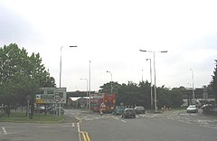 Gallows Corner, Romford, Essex - geograph.org.uk - 20184.jpg