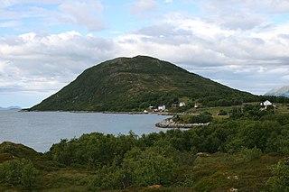 Kvæfjord Municipality in Troms og Finnmark, Norway
