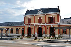 Image illustrative de l'article Gare de Tulle