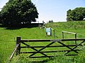 Gate to fields - geograph.org.uk - 843047.jpg