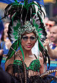 Gay pride - Green plume (14533546944).jpg