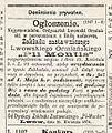 Gazeta Lwowska. - 22 kwietnia 1874. - № 91. - S. 8 (01).jpg