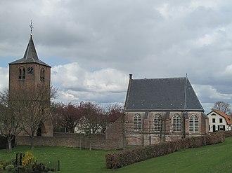 Gendt - Gendt, reformed church