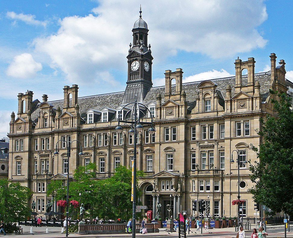 General Post Office, City Square, Leeds (former) (4824877432)