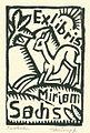 Georg Schrimpf Exlibris Miriam Sachs.jpg
