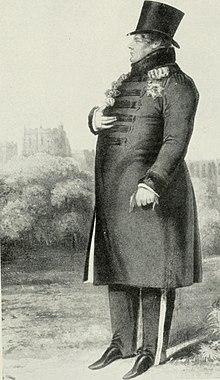 Georg IV. (nach George Atkinson) (Quelle: Wikimedia)