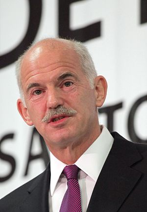 George Papandreou, Greek politician
