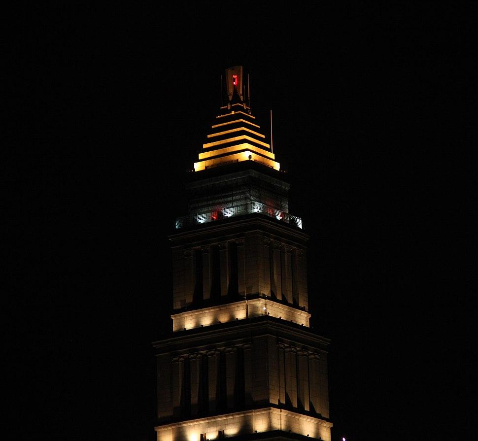 George Washington National Masonic Memorial tower - Alexandria VA - 2011-03-13