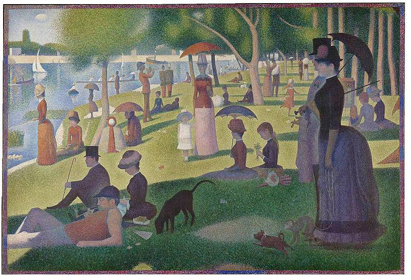 File:Georges Seurat - Un dimanche après-midi à l'Île de la Grande Jatte v2.jpeg