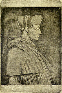 Il cardinale di Rouen Georges d'Amboise