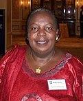 Gertrude Mongella, 2005.