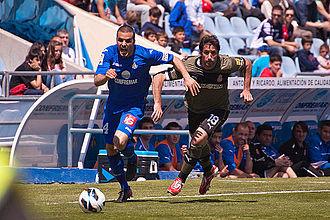Getafe CF - Pedro León with Getafe in 2013