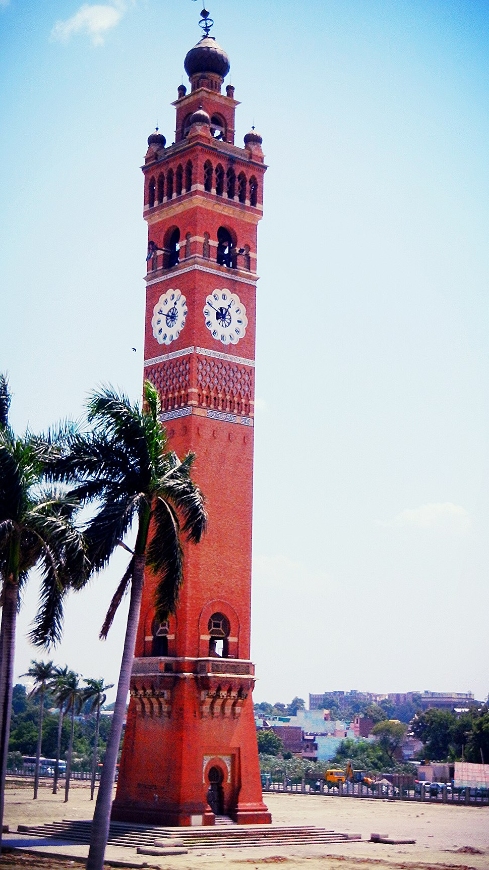 Ghanta Ghar, the tallest clock tower in India