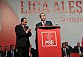 Gheorghe Nichita si Victor Ponta la Liga Alesilor Locali ai PSD, Palatul Parlamentului (10776240893).jpg
