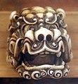 Giappone, periodo edo, netsuke (fermaglio per inroo), xix secolo, 214 drago.jpg