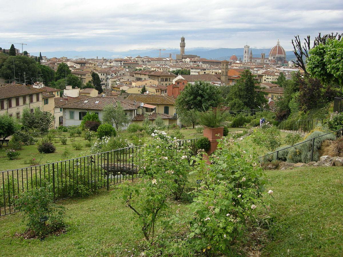 Giardino delle rose firenze wikipedia - Il giardino delle rose ...