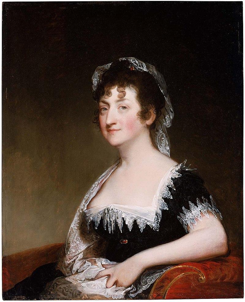 Гилберт Стюарт - Миссис Джеймс Свон (Хепзиба Кларк) - 27.539 - Музей изобразительных искусств Arts.jpg