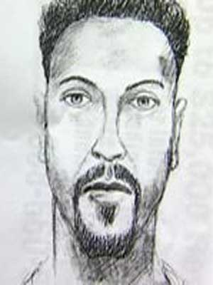 Ariel Castro kidnappings - 2004 FBI sketch of a suspect in DeJesus' disappearance