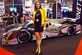 Ginetta Girl with their LMP3 Car (24434010162).jpg