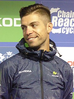 Giovanni Visconti (cyclist) Italian road bicycle racer
