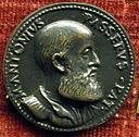 Giovanni dal calvino, medaglia di marcantonio passeri.JPG