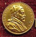 Girolamo lucerni, megdaglia di clemente X, 1670, oro.JPG