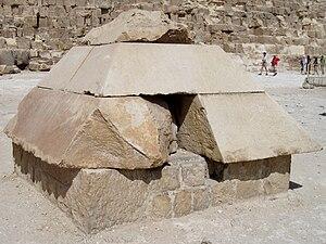 Pyramid G1-d - Pyramid G1-d pyramidion