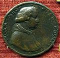 Giuliano giugno detto il rosso, medaglia del cardinale giovanni di cosimo I de' medici.JPG