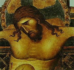 Giunta Pisano - Image: Giunta Pisano Crucifix