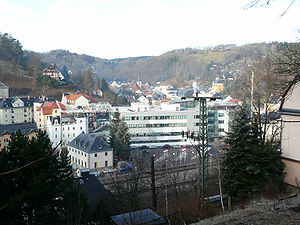 Glashütte - Image: Glashütte (Sachsen) 01