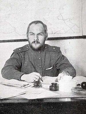 Nikolai Krylenko - Krylenko in 1918