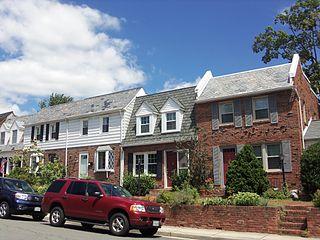 Glebewood Village Historic District historic district in Arlington County, Virginia