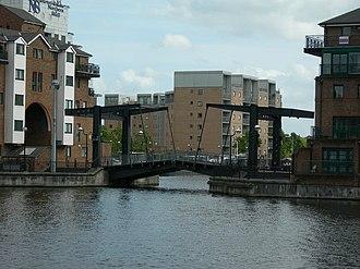 Glengall Bridge - Glengall Bridge