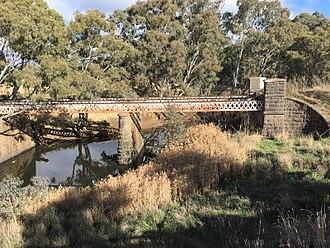 Glenmona Bridge - Image: Glenmona Bridge