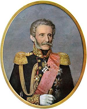 Antoine-Henri Jomini - Jomini in 1859,  by Marc-Charles-Gabriel Gleyre