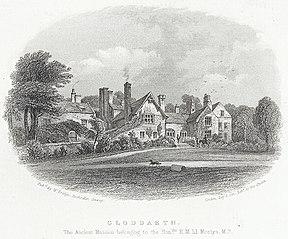 Gloddaeth: the ancient mansion belonging to E. M. Ll. Mostyn, M. P