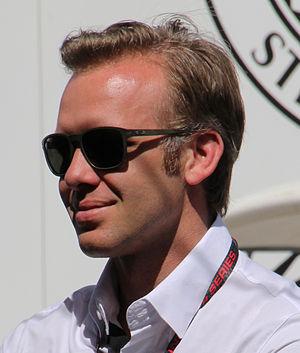 Ed Carpenter (racing driver) - Carpenter at Sonoma Raceway in 2015