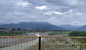 Gaula River (India) - Image: Golapaar