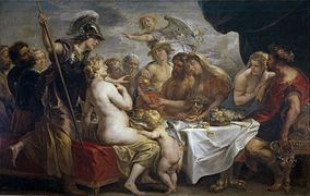 Golden Apple of Discord by Jacob Jordaens.jpg