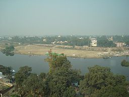 none Gomti River at Lucknow