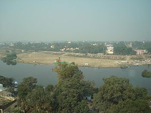 Gomti River - Gomti River at Lucknow